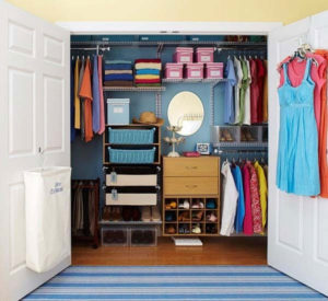 гардеробная комната 1