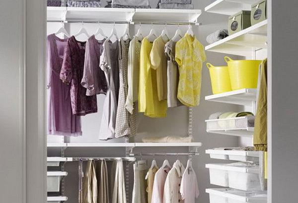 гардеробная комната 3