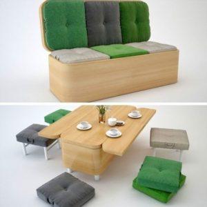 мебельные тенденции 2