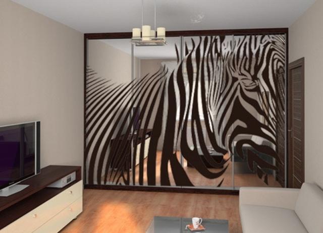 зеркала в интерьере 2