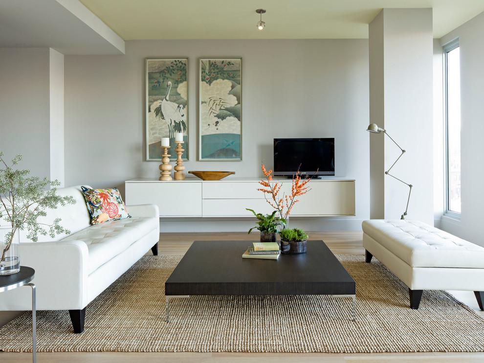 Дизайн интерьера гостиной комнаты7