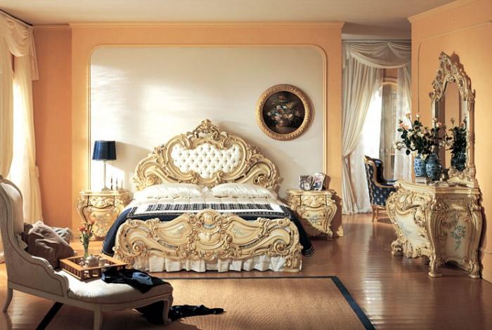 Мебель для спальни в итальянском стиле 1