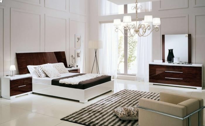 Мебель для спальни в итальянском стиле 4