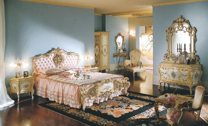 Мебель для спальни в итальянском стиле 5