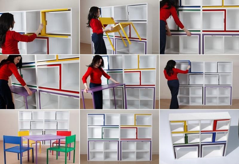 Мебель трансформер5
