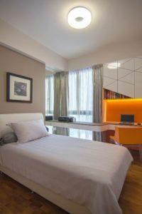 ассиметричный дизайн квартиры10