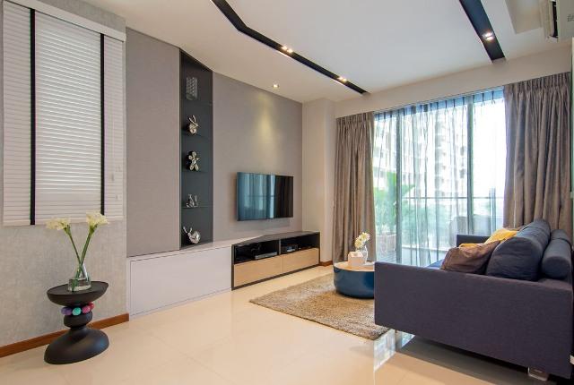 ассиметричный дизайн квартиры2