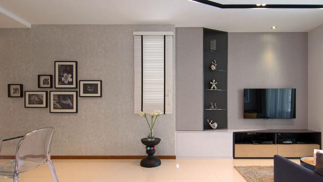 ассиметричный дизайн квартиры5