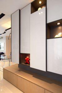 ассиметричный дизайн квартиры6