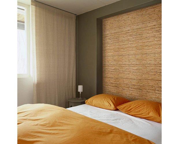 бамбуковые обои в интерьере2