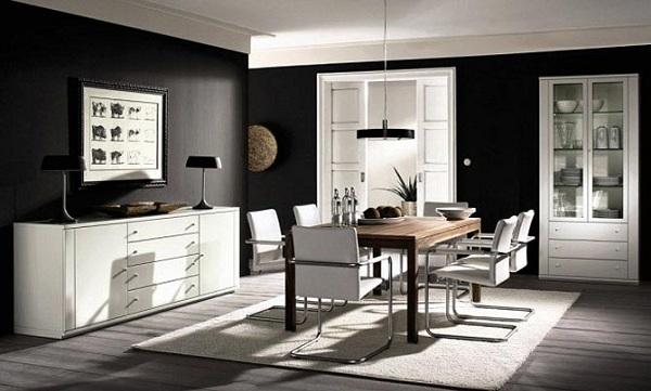 белая мебель в интерьере2