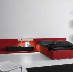 черно красный интерьер2