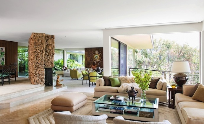 декор интерьера дома