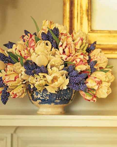 декорирование цветами_10