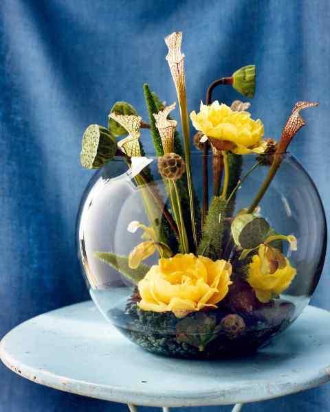 декорирование цветами_3