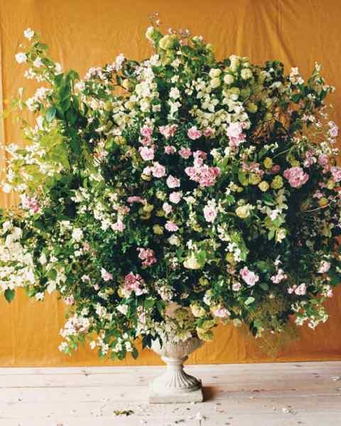 декорирование цветами_5