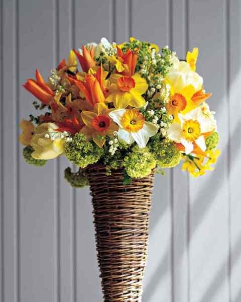 декорирование цветами_6