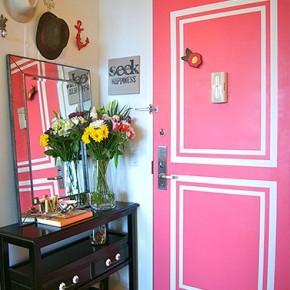 декорированные двери