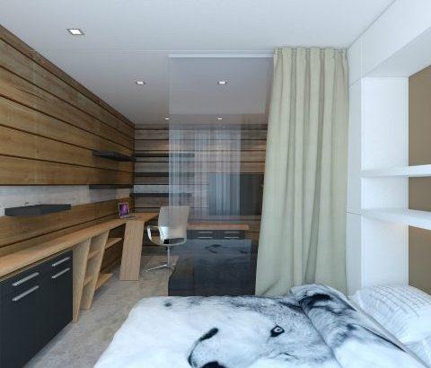 деревянная отделка стен