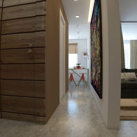 деревянная отделка стен_1