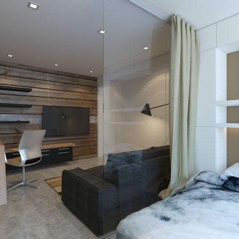 деревянная отделка стен_2