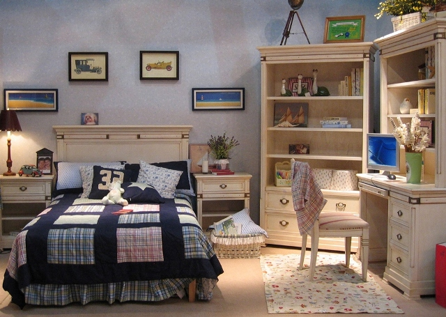 детская мебель из массива дерева_1