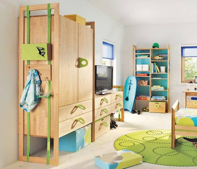 детская мебель из массива дерева_4