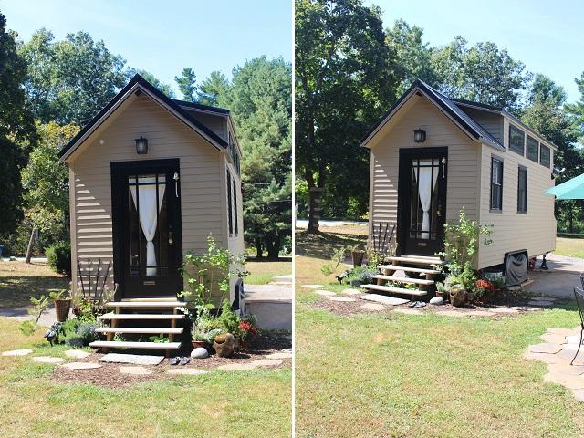 дизайн маленького дома1