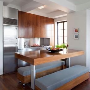 дизайн маленькой кухни4