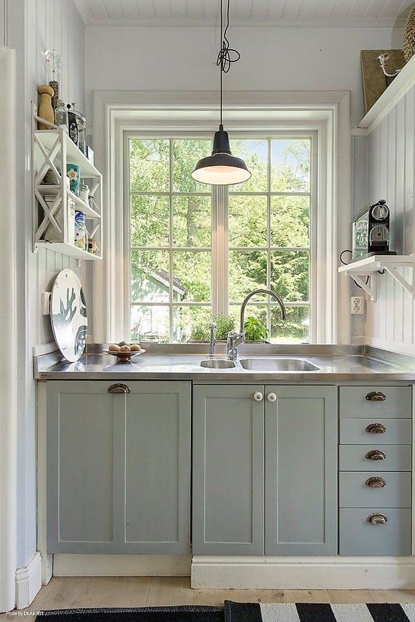 дизайн маленькой кухни7
