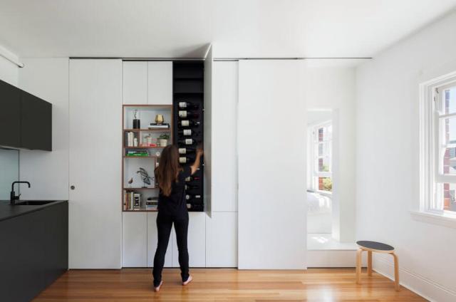 дизайн небольшой квартиры1