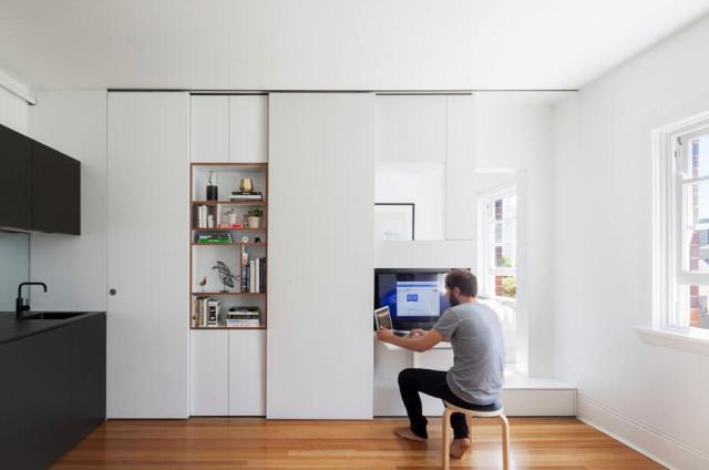 дизайн небольшой квартиры2
