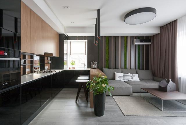 дизайн загородного дома1