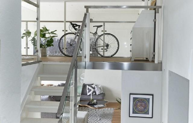 дизайнерские элементы в квартире2