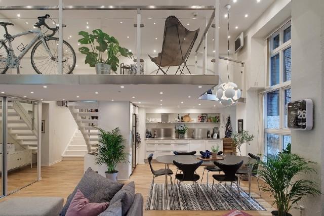 дизайнерские элементы в квартире5