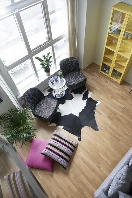 дизайнерские элементы в квартире9