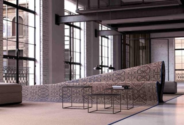 дизайнерский диван1