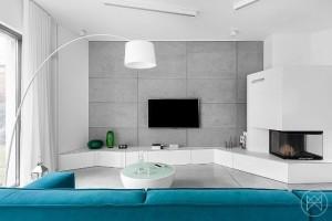 дом в стиле минимализм1
