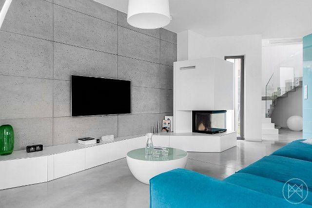 дом в стиле минимализм2