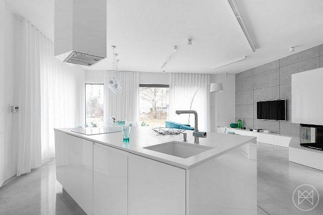 дом в стиле минимализм6