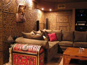египетский стиль в интерьере_8