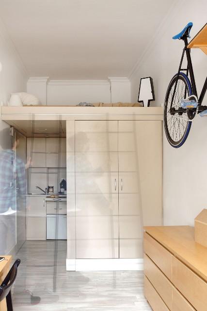 функциональный дизайн квартиры4