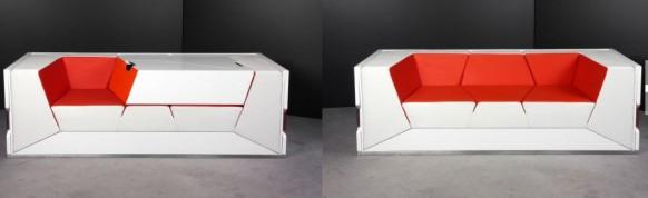 футуристическая мебель в стиле минимализм_3
