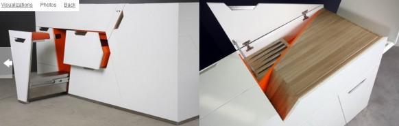 футуристическая мебель в стиле минимализм_9