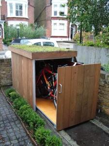 гараж для велосипедов1