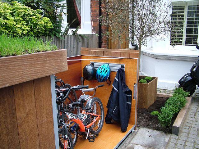 гараж для велосипедов3