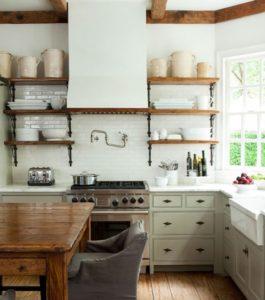 идеи интерьера маленькой кухни_4