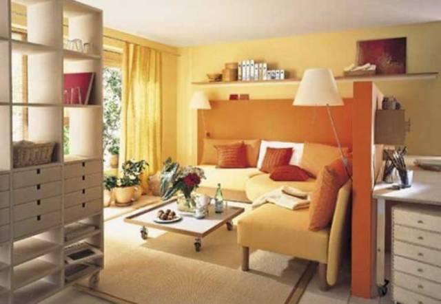 интерьер маленькой квартиры1
