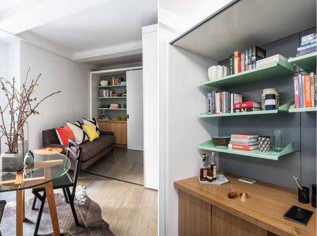 интерьер маленькой квартиры13
