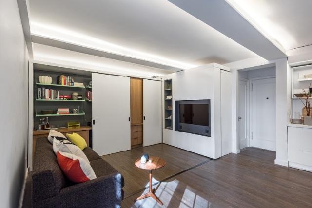 интерьер маленькой квартиры2